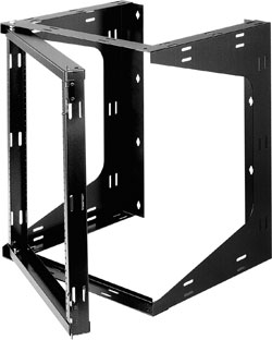 Swing Frame Rack Wall Mount